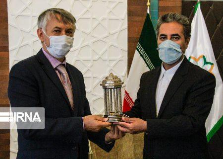 پیمان همکاری شیراز و «نووی ساد» صربستان به امضا رسید