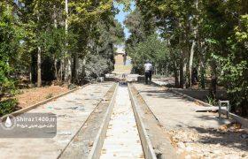 عکس: پروژه باغ ایرانی
