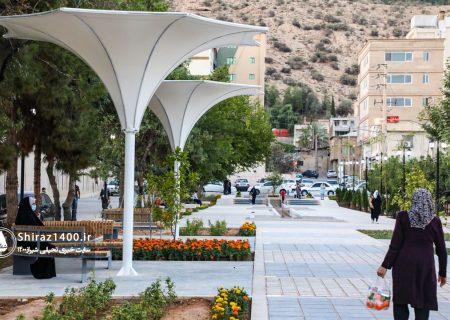 عکس: افتتاح پیاده راه باباکوهی