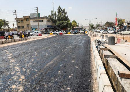 جمع آوری کارگاه عمرانی و اتمام عملیات اجرایی ایستگاه متروی عادل آباد تا هفته جاری