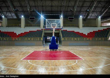 عکس: افتتاح ورزشگاه ۶ هزار نفری شیراز پس از ۱۳ سال