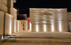 بهسازی گذرهای بافت تاریخی شیراز + عکس و ویدئو