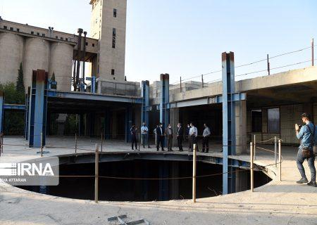 تکمیل تالار مرکزی شیراز تا سال ۱۴۰۳ با ۲۰۰ میلیارد تومان اعتبار + عکس