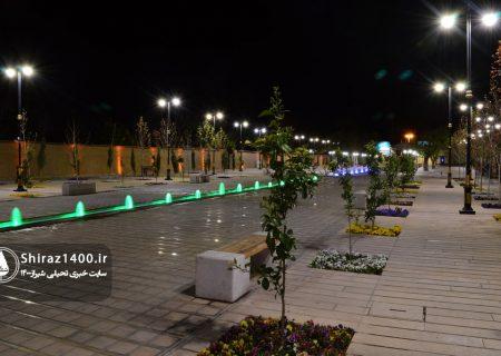 عکس: پیاده راه عفیف آباد
