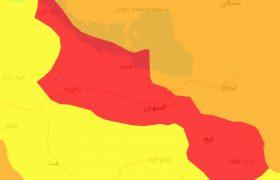 زنگ خطر آغاز موج ششم کرونا در فارس به صدا درآمد